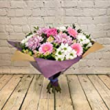 Strawberries & Cream Bouquet, Beautiful Fresh Flowers with Free Delivery, Perfect for Birthdays, Anniversaries and Thank…