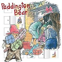 Paddington Bear Advent Calendar (with Stickers) (Flame Tree Calendars 2015)