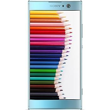 "Sony Xperia XA2 DS - Smartphone de 5.2"" (Octa Core 2.2 GHz, RAM de 3 GB, memoria interna de 32 GB, cámara de 23 MP, Android) Dual-Sim, color azul  [Exclusivo Amazon]"