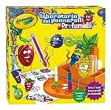 Crayola 25-7240-Laboratorio de rotuladores profumelli (versión en italiano)