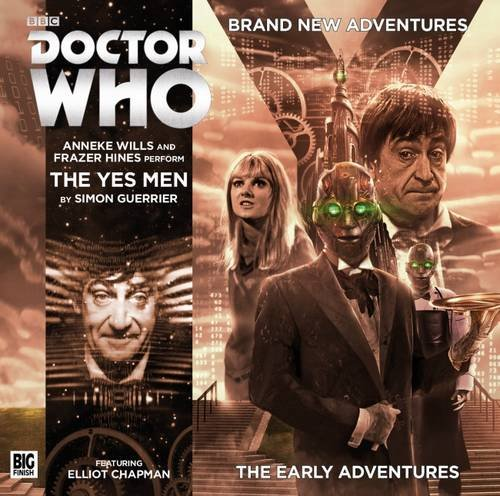 The Early Adventures: The Yes Men (Doctor Who)