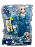 #1: Frozen Doll Elsa (12