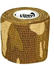 Viper Tactical Weapon tac-wrap Tape Concealment Ghillie estilo Airsoft, Vcam