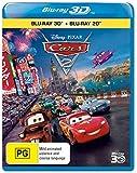 Cars 2 (3D Blu-ray/Blu-ray) (2 Discs Edition)