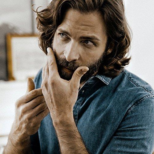 Bartseife Reinigung und Pflege natürliche Bartpflege für den modernen Mann Abbildung 2