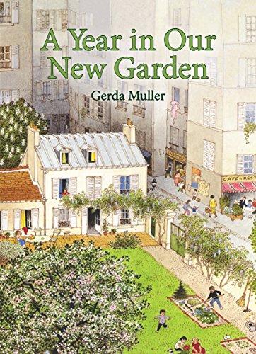 A Year in Our New Garden por Gerda Muller
