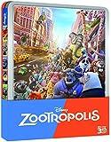 Zootropolis (Steelbook) (3D) (Blu-Ray + Blu-Ray 3D)
