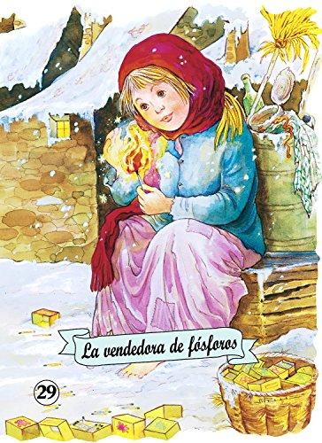 La vendedora de fósforos (Troquelados clásicos) por Hans Christian Andersen