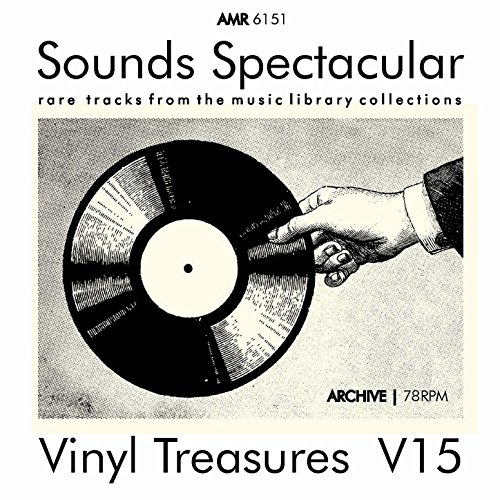 Sounds Spectacular: Vinyl Treasures, Volume 15 (Vinyl 15)