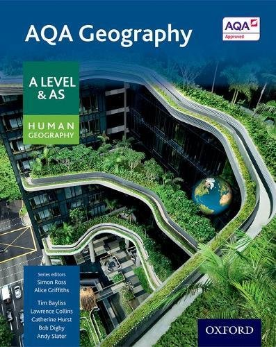 Used, AQA Geography A Level & AS Human Geography Student for sale  Delivered anywhere in UK