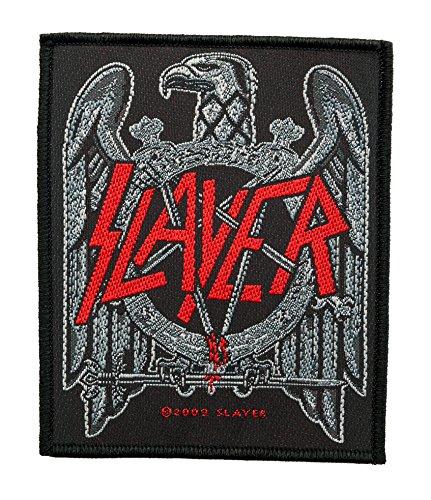 Slayer - Black Eagle [Patch/ Aufnäher, gewebt][SP2415] (Slayer Eagle)
