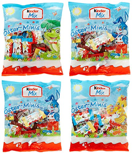 kinder Mix Oster-Minis, 4er Pack (4 x 156 g)