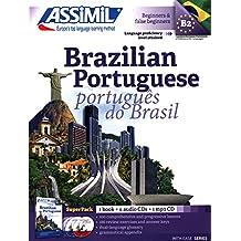 Assimil Brazilian Portuguese - Superpack (Book + 4 audio CDs + 1 mp3 CD)