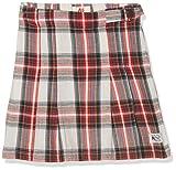 AO 76 Check Pleat Skirt, Jupe Fille