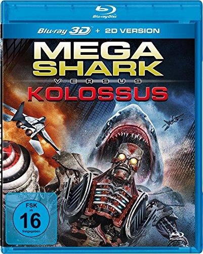 Bild von Mega Shark vs. Kolossus [3D Blu-ray]