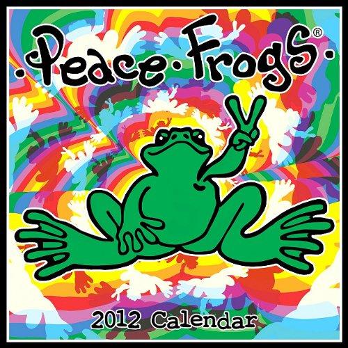 peace-frogs-2012-calendar