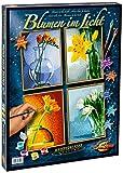 """Schipper Arts & Crafts 609340529 Schipper - Juego de pintura por números diseño """"Flores en la luz"""" [Importado de Alemania]"""
