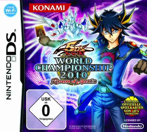 Yu-Gi-Oh! - 5D's World Championship 2010: Reverse of Arcadia (S Ds-spiele)