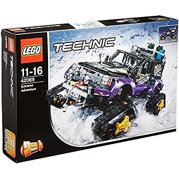Lego Technic 42069 - Avventura Estrema