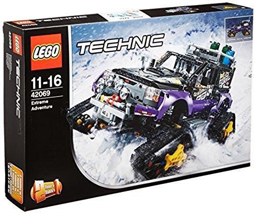 LEGO Technic 42069 - Extremgeländefahrzeug (Klassische Motorhaube)