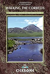 Walking the Corbetts Vol 1 South of the Great Glen: Volume 1 (British Mountains) (Cicerone Walking Guides) by Brian Johnson (2012) Paperback