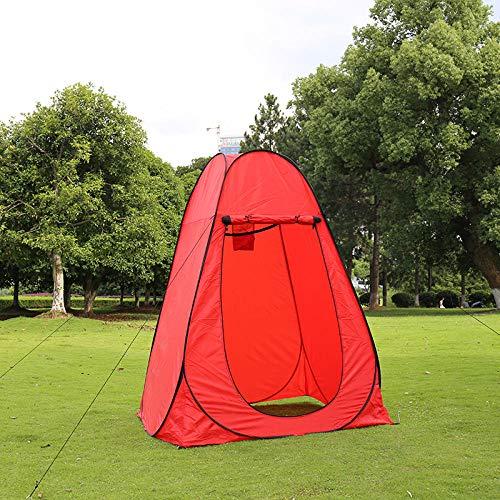 ZHANGji Zelterhöhung Isolationsabdeckung Duschkabine Außenduschzelt Verdickung Camping Doppel Einzeldusche Dressing