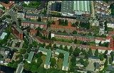MF Matthias Friedel - Luftbildfotografie Luftbild von Poßmoorweg in Hamburg (Hamburg), aufgenommen am 23.05.01 um 11:38 Uhr, Bildnummer: 1591-21, Auflösung: 3000x2000px = 6MP - Fotoabzug 50x75cm