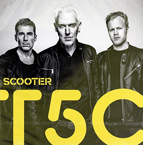 Scooter: The Fifth Chapter [CD]