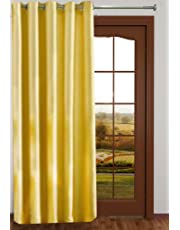 HFI Royal Eyelet Polyester Window Curtains