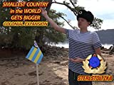 Smallest Country in the World Gets Bigger