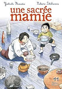 Une sacrée mamie Edition simple Tome 11