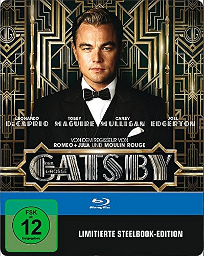 Der grosse Gatsby - Limited Edition Steelbook