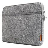 Inateck Housse d'Ordinateur Portable 13-13.3' en Feutre Gris, Compatible avec MacBook...