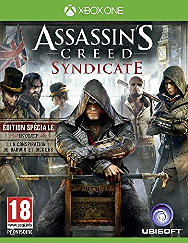 Assassins Creed Xbox - Assassin's Creed : Syndicate - édition