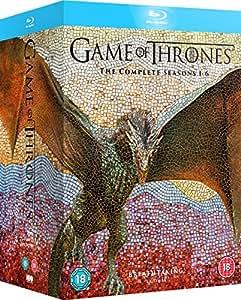 61 XFktCaRL. SY300 QL70  - Game of Thrones Season 1-6 [Blu-ray] [2016] [Region Free]