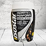 Hydrate&Perform Isotonic Sport Drink Neutral Flavour Isostar 400 G