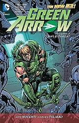 Green Arrow Vol. 2: Triple Threat (The New 52) by Ann Nocenti (2013-01-29)