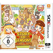 Story Of Seasons 3Ds Trio Towns (Nintendo 3Ds)