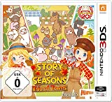 Story of Seasons: Trio of Towns - Nintendo 3DS [Importación alemana]