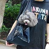 Aodoor Single-Schulter Sling Bag Haustier Hund Katze Tasche Rucksack für