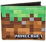 Minecraft Dirt Bi-Fold Wallet