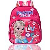 kindergartenrucksack mädchen - WENTS Kleinkinder Kinderrucksack Rucksac mit Taschen/Mini Backpack für Mädchen Geburtstagsgesc