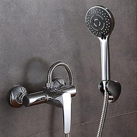 sdkky Kupfer Dusche, Badezimmer Wand aufhängen Hand Dusche