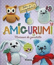 La técnica del amigurumi viene de Japón y su nombre significa «muñeco de peluche tejido». Para este libro hemos diseñado preciosos muñecos de estilos distintos, la mayoría muy fáciles de realizar, junto a algunos más avanzados. Las instruccio...