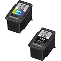 Canon Original PG-540/CL-541 Ink Cartridge - Multi-Coloured, Pack of 2