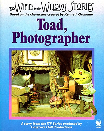 Toad, photographer