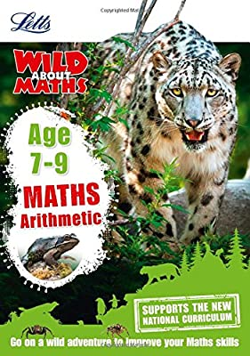 Maths - Arithmetic Age 7-9 (Letts Wild About) by Letts
