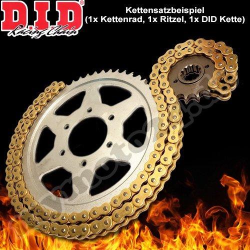 DID-Catena pignone acciaio Yamaha YFZ450R BJ.2012, 14-38-098DID520ZVM-x (G & g) (Yfz450 Catena)