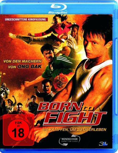 Bild von Born to Fight (Blu-ray)