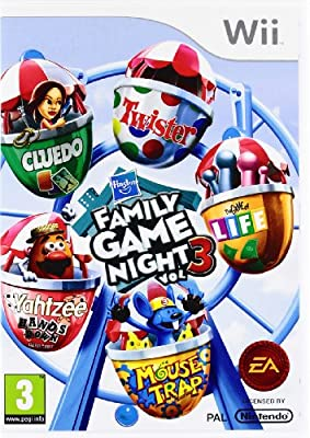 Hasbro Family Game Night 3 (Nintendo Wii) by Electronic Arts